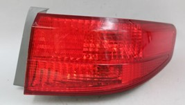2005 HONDA  ACCORD SEDAN RIGHT PASSENGER SIDE TAIL LIGHT OEM - $54.44