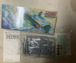 Aoshima  Kawanishi N1K2-J Shidenkai New In Box 1/73 Model Kit - $39.59