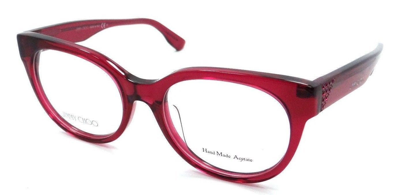 e56553b94f Jimmy Choo Rx Eyeglasses Frames JC 143 F MK3 and 49 similar items. 57