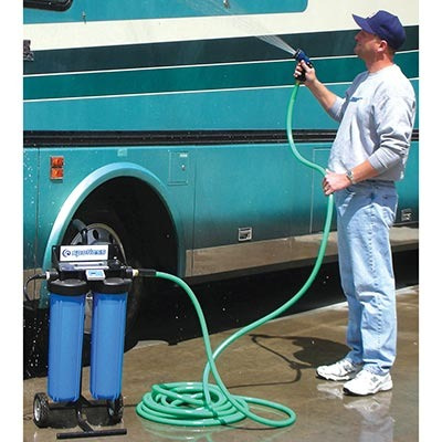 CR SPOTLESS De-Ionizing Spotless Water System, Pressure Washing, New