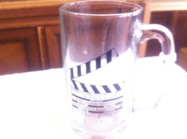 1994 VTG DIRECTOR'S CLAPBOARD JHS CANADA GLASS MUG - $14.80