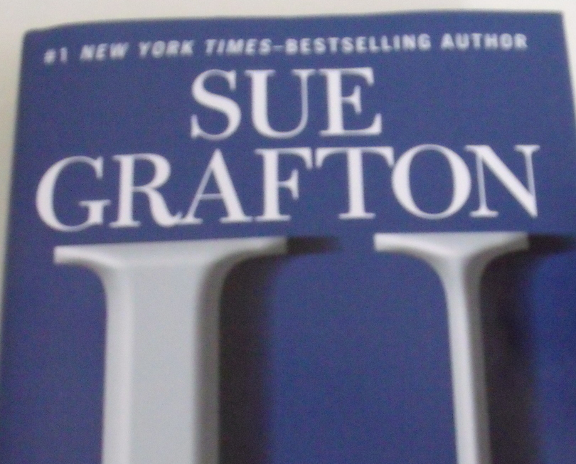 Book New U is for Undertow by Sue Grafton Novel