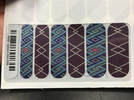 Jamberry Nails (new) 1/2 sheet UPTOWN GIRLS 0916 - $8.42