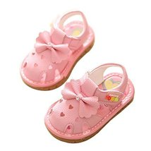 Toddler Shoes Girls Summer Baby Sandals Princess Shoes 0-1-2 Years Old Baby