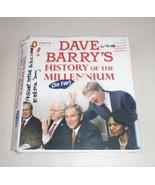 Dave Barry's History of the Millennium (So Far) by Dave Barry (2007 Compact Disc - $6.60