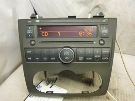 10 11 12 Nissan Altima Radio Single Cd Player PY08G 28185-ZX11B Bulk 637 - $23.76