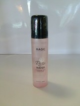Magic Collection Rose Water Hydrating Mist Spray for Face Body Hair Moisture 4oz - $8.27