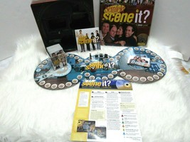 Scene It Seinfeld TV Trivia DVD Board Game Deluxe in Tin Complete played once  - $21.75