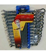 Gearwrench 86229 12 Pc Flex Spline Metric 120XP XL Combo Ratcheting Wren... - $148.50