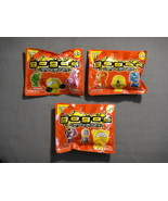GOGO'S CRAZY BONES SERIES 1 SET OF 3 PACKS NEW - $9.26