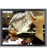 Ben Smith Kissing the Stanley Cup® Game 6 of the 2013 Stanley Cup® Finals - $32.99