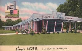 Gary's AAA Motel Atlanta Georgia  - $5.99