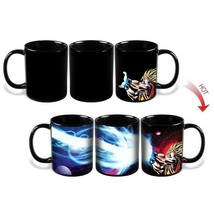 Kamehameha Goku Mug Heat Reactive Coffee Cup Dragon Ball Z Mug Colored C... - $18.09