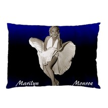 "NEW Marilyn Monroe Pillow Case 30""X20"" Full Size Pillowcase - $19.00"