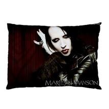 "Marilyn Manson Pillow Case 30""X20"" Full Size Pillowcase-NEW - $19.00"