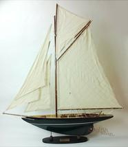 "32"" Penduick Sailing Boat Model - $77.22"