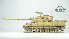 M8 Armored Gun System 1:35 Pro Built Model image 2