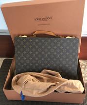 Louis Vuitton Briefcase w/ Original Box &  Cloth Bag Rare Coin - $1,800.00