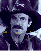 TOM SELLECK Signed Autographed 8X10 Photo w/ Certificate of Authenticity  - $45.00
