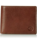 Timberland Hudson Commuter Adult Men's Bifold Credit Card Slot Wallet Co... - $19.99