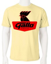 Gallo Dri Fit graphic Tshirt moisture wicking beer beach sun protection Sun Shir image 2