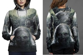 Hoodie women Zombies-The-Walking-Dead - $41.70+