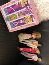 1984 Crystal Barbie, 1983 Crystal Ken, 1988 Date Night Ken, 1985 Tnt Ruf... - $98.99