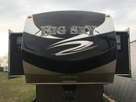 2014 Keystone BIG SKY 3750FL Fifth Wheel For Sale In Pawhuska, OK 74056 image 5