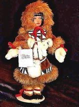 Paradise Galleries Eskimo Doll AB 550 Vintage image 4