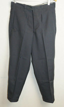 Vintage Soviet Russian Militia Police Officer Uniform Pants Trousers USSR - $16.83