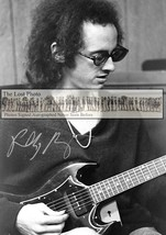 Robby Krieger - The Doors 3 RARE PHOTOS SIGNED ... - $38.61