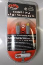 FIREWIRE GOLD 14' Feet 6-pin IEEE 1394 GS-14FW64 Geek Squad customizer r... - $11.26