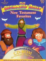 New Testament Favorites [CD-ROM] Windows NT / Mac / Linux / Unix / Windo... - $11.19