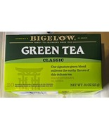 Bigelow Classic Green Tea, 18 Ct Box, Healthy Antioxidants, All Natural - $9.90