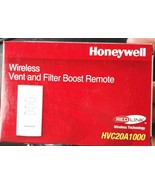 Honeywell HVC20A1000 Wireless Vent Filter Boost Remote t-Thermostat FREE... - $19.79