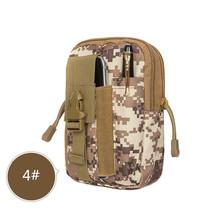 Tactical Molle Pouch EDC Utility Gadget Outdoor Men Waist Bag  - $8.99