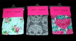 Betsey Johnson Bursting Bouquet*Floral Leopard*Skull Candy Shower Curtain Nip - $32.99