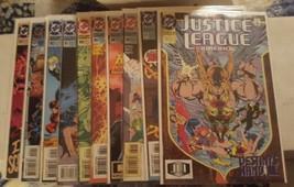 Justice league america #73, 83, 84, 88, 89, 90, 91, 92, 0, 93, - $15.00