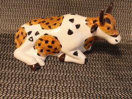 Cow Parade #7305 Cookies to Cream Cow Mint - $29.99
