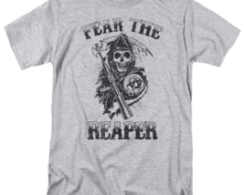 Sons of Anarchy Fear the Reaper Motorcycle Club graphic t-shirt SOA124 image 3