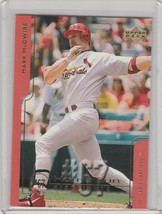 1999 Upper Deck Challengers for 70  #67 Mark McGwire - $1.00
