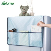 Fypo® Refrigerator Organizer Dust Proof Covers Storage Bag Table Washing... - $6.93