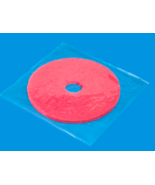 """Case of 100 20""""x20"""" 1mil Lay Flat Clear Open Top End Plastic Poly Bags - $19.75"""