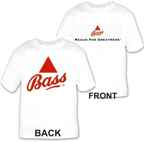 Bass Ale English Beer T Shirt Pick Size, Color S M L XL 2XL 3XL 4XL 5XL