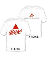 Bass Ale English Beer T Shirt Pick Size, Color S M L XL 2XL 3XL 4XL 5XL - $17.49+