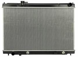RADIATOR IN3010119 FOR 06 07 08 INFINITI M35 V6 3.5L image 2