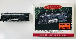 Lionel Hudson Steam Locomotive #1 Train Hallmark Christmas Ornament in B... - $24.18