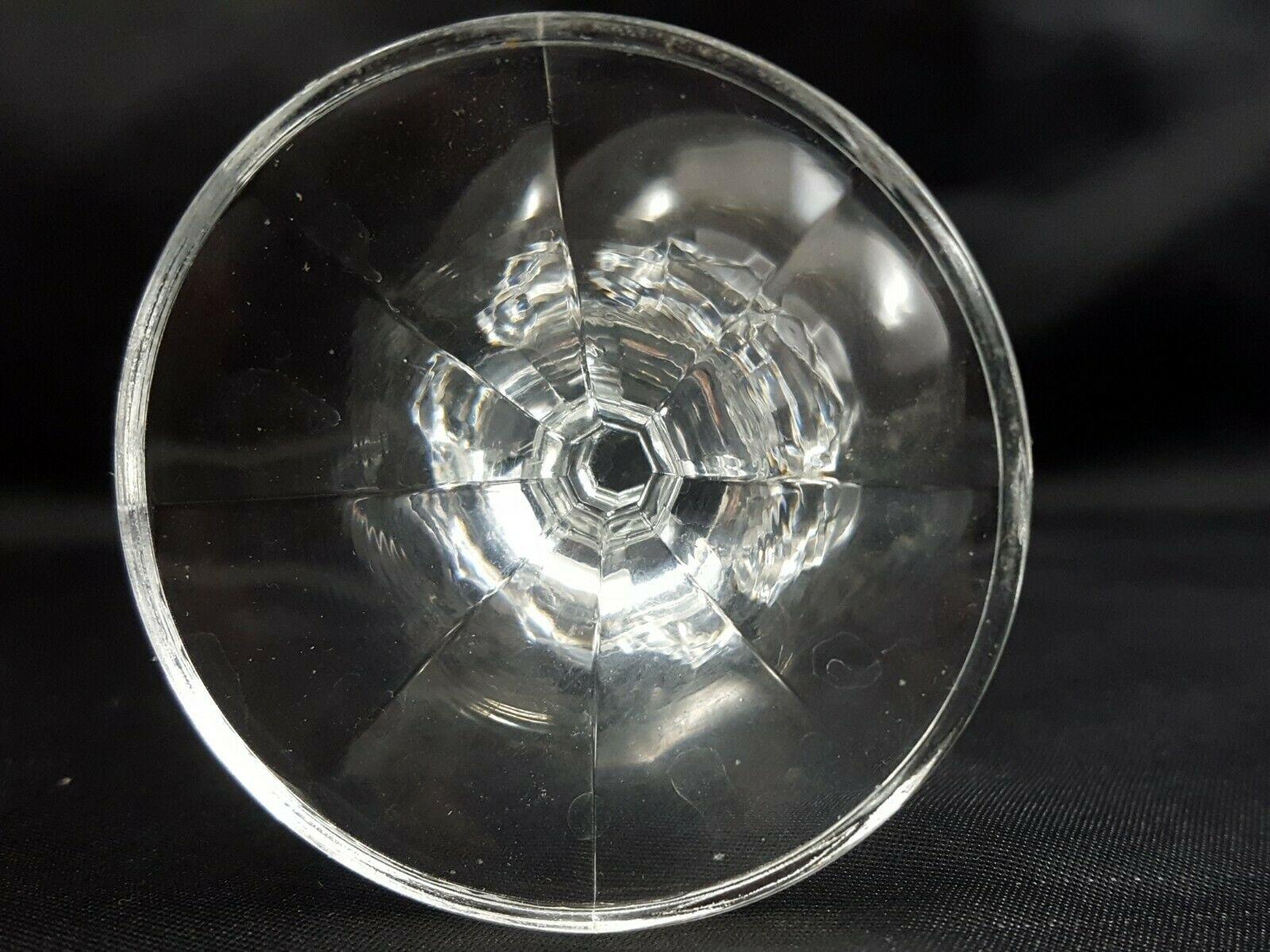 Crystalex Import Assoc Cascade Champagne Flutes Set of 2 Czech Crystal 6 oz image 5