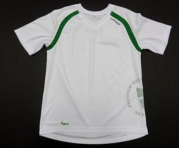 CARLSBERG Beer ITALY Football Soccer Athletic Shirt Men's Size Large - $29.65