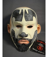 INSANE CLOWN POSSE ICP SHAGGY 2 DOPE ADULT LATEX HALLOWEEN MASK NEW  - $22.39